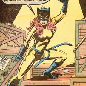 Patsy Walker is listed (or ranked) 18 on the list List Of All Marvel's Avengers