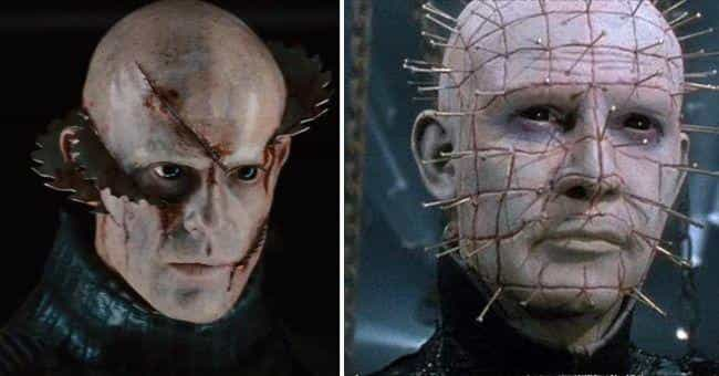 Hellraiser is listed (or ranked) 1 on the list 'The Cabin In The Woods' Monsters Vs. Their Inspirations