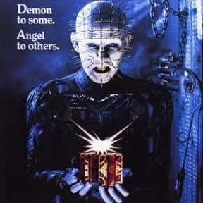 Hellraiser is listed (or ranked) 25 on the list The Scariest Movies Ever Made