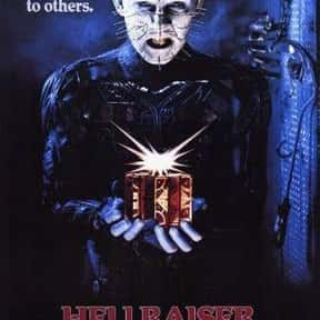 Hellraiser is listed (or ranked) 4 on the list The Best Movies On Shudder