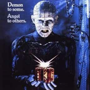 Hellraiser is listed (or ranked) 10 on the list The Best Horror Movies Of The 1980s