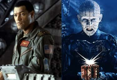 'Event Horizon' And &# is listed (or ranked) 1 on the list 12+ Horror Movie Fan Theories That Make Your Favorites Even Scarier