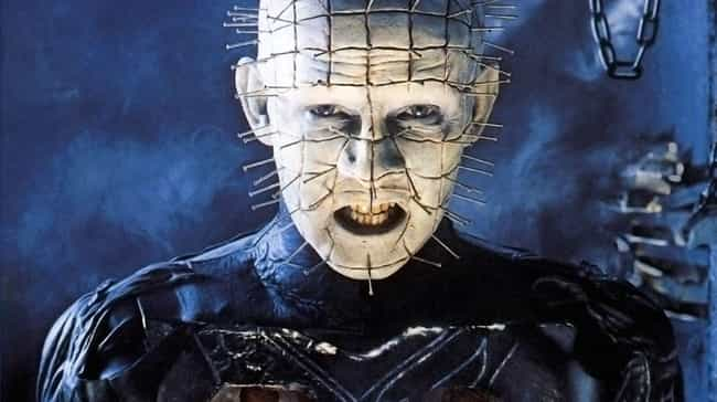 Hellraiser is listed (or ranked) 2 on the list What Your Favorite Horror Movie Says About You
