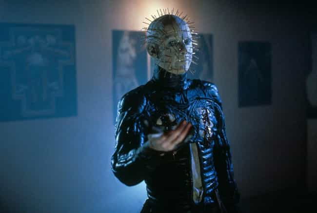 Hellraiser III: Hell on Earth is listed (or ranked) 3 on the list Horror Movies About Artists And The Art World