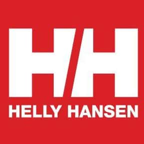 Helly Hansen is listed (or ranked) 6 on the list The Best Winter Clothing Brands