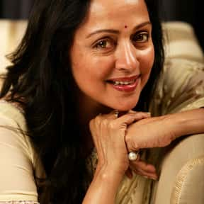 Hema Malini is listed (or ranked) 11 on the list Famous TV Actors from India