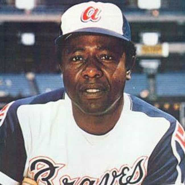 Hank Aaron is listed (or ranked) 2 on the list The Best Black Baseball Players Of All Time