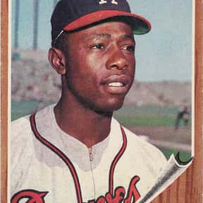 Hank Aaron is listed (or ranked) 13 on the list The Greatest Baseball Players Of All Time