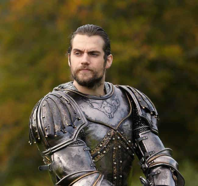Henry Cavill is listed (or ranked) 4 on the list Actors Who Almost Quit Acting Right Before Landing Their Big Role