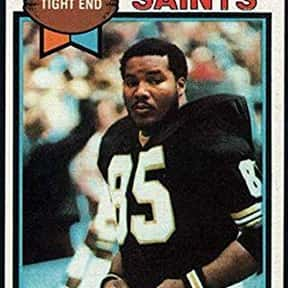 Henry Childs is listed (or ranked) 5 on the list The Best New Orleans Saints Tight Ends Of All Time