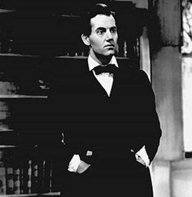 Henry Fonda is listed (or ranked) 3 on the list 10 Actors Who Have Played Abraham Lincoln