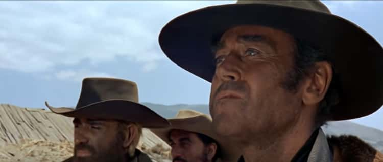 Henry Fonda In 'Once Upon a Time in the West'
