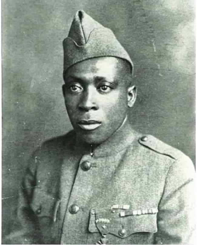 Henry Lincoln Johnson is listed (or ranked) 3 on the list 15 Real Life Soldiers That Put Captain America To Shame