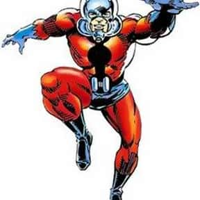Ant-Man a.k.a. Giant-Man, Goli is listed (or ranked) 3 on the list List Of All Marvel's Avengers