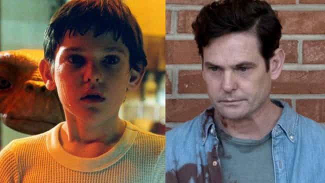 Henry Thomas is listed (or ranked) 2 on the list Here's Where You've Seen Everyone In 'The Haunting Of Hill House' Before