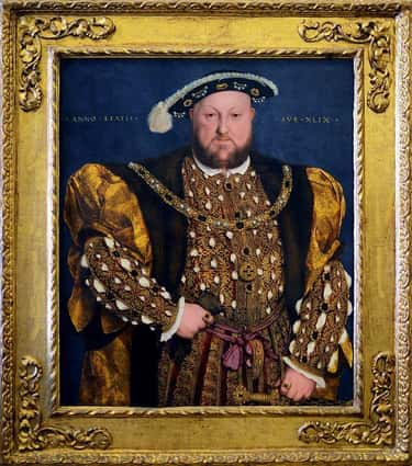 Henry VIII of England Is The Poster Child For Gout