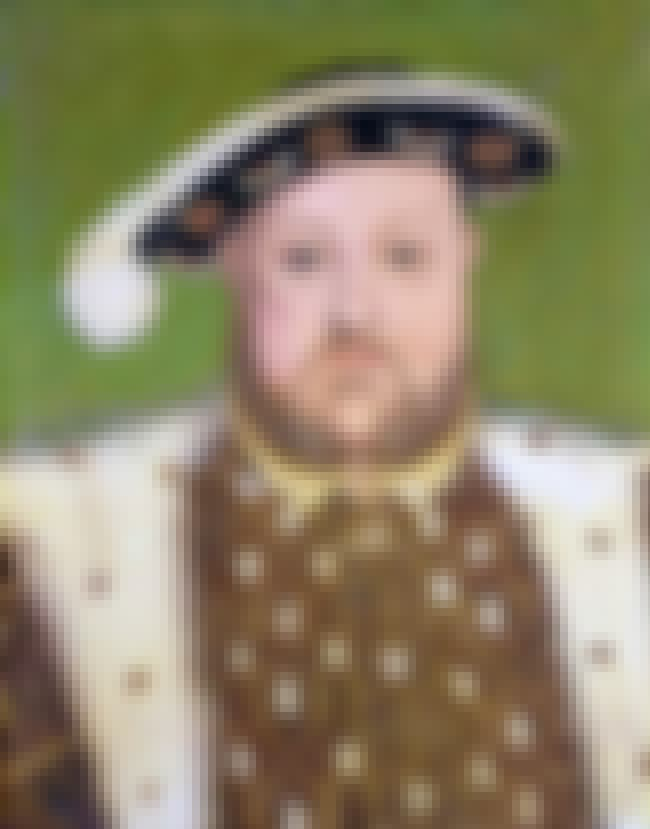 Henry VIII of England is listed (or ranked) 4 on the list 13 Historical Rulers Who Executed Members Of Their Own Families
