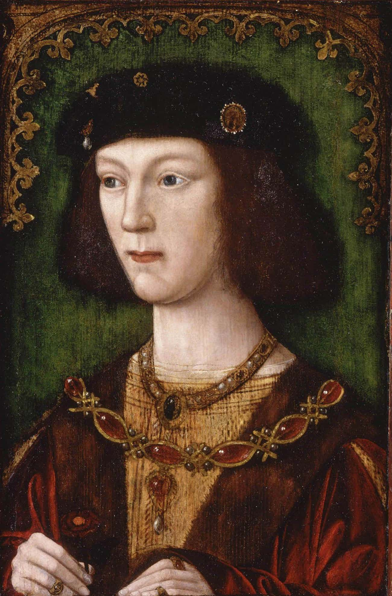 Henry VIII's 'Dignity' As A Ch is listed (or ranked) 3 on the list Firsthand Descriptions Of Historical Figures As Children