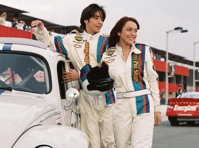 Herbie: Fully Loaded is listed (or ranked) 4 on the list The Best Female Reboots Of Men-Led Movies