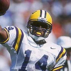 Herb Tyler is listed (or ranked) 10 on the list The Best LSU Tigers Quarterbacks Of All Time