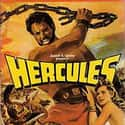 Hercules is listed (or ranked) 3 on the list The Best Sword and Sandal Films Ever Made
