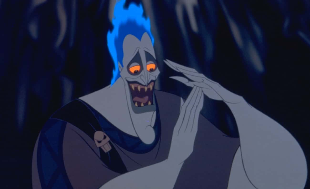 Why Doesn't Hades Check on Hercules's Soul?