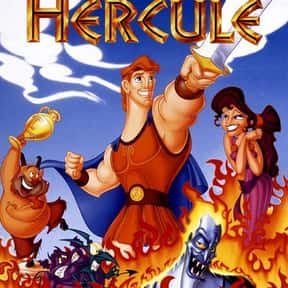 Hercules is listed (or ranked) 19 on the list The Best Disney Movies About Family