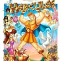 Hercules is listed (or ranked) 27 on the list The Best Roman Movies