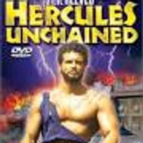 Hercules Unchained is listed (or ranked) 10 on the list The Best Sword and Sandal Films Ever Made