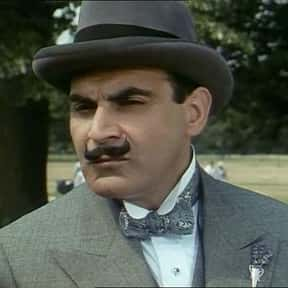 Hercule Poirot is listed (or ranked) 24 on the list The Most Brilliant TV Detectives