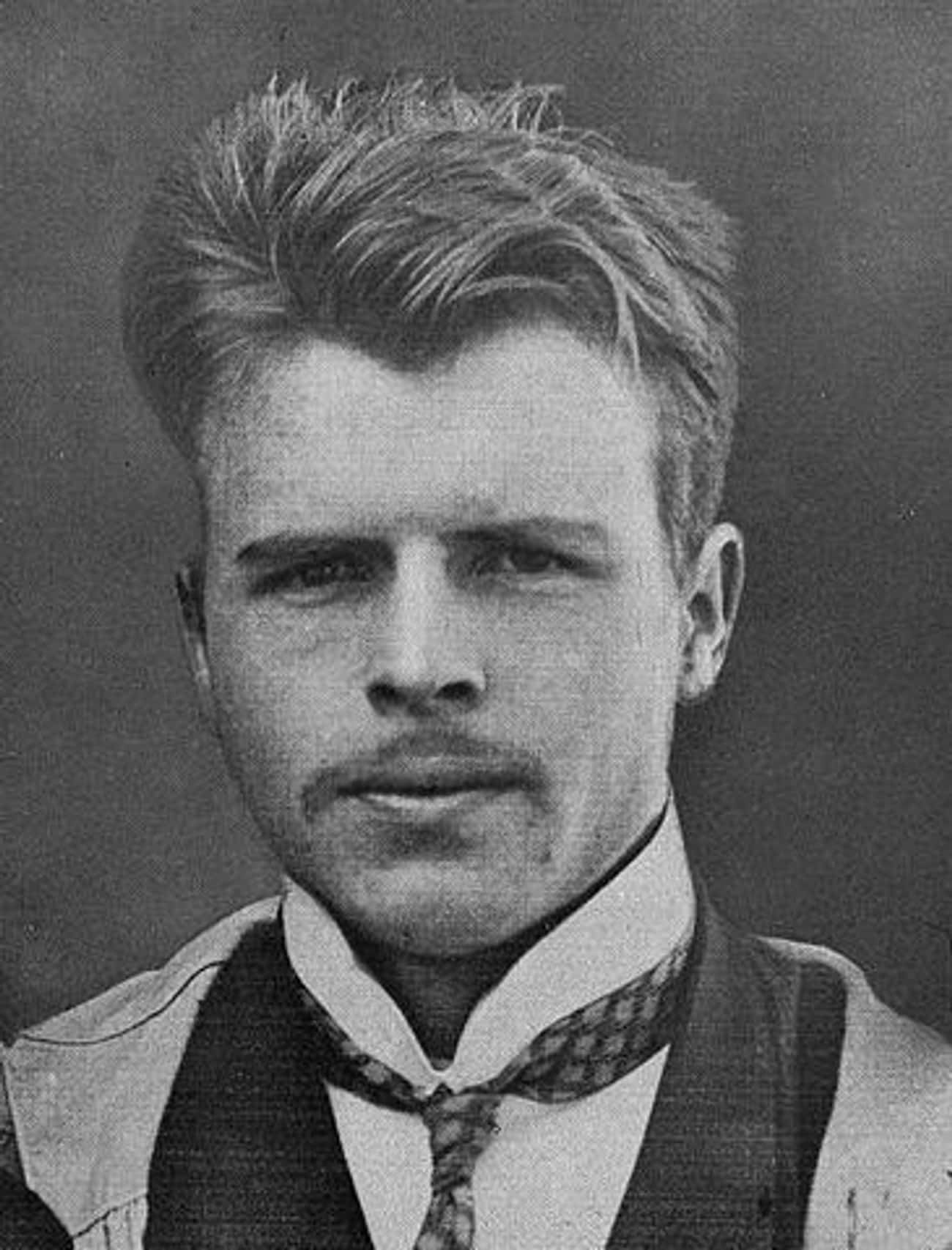 Hermann Rorschach, Inventor Of is listed (or ranked) 1 on the list Famous People From History You Had No Idea Were Foxy