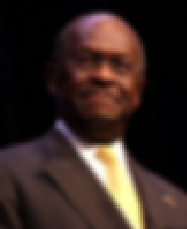 Herman Cain is listed (or ranked) 1 on the list Republican Sex Scandals