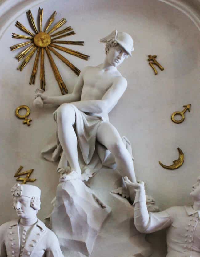Hermes is listed (or ranked) 3 on the list Which Greek God Are You, According To Your Zodiac Sign?