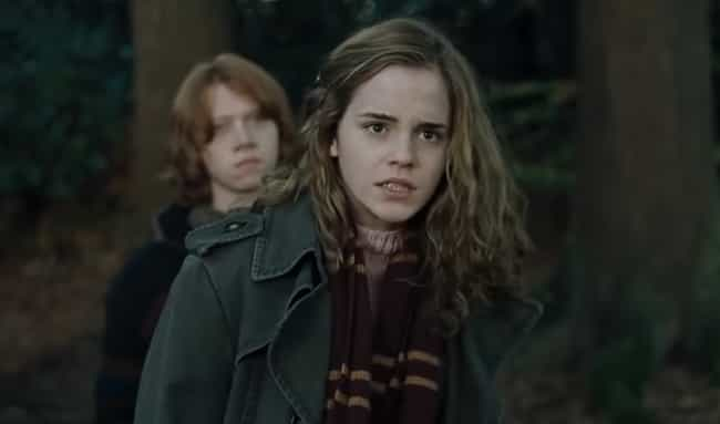Hermione Granger is listed (or ranked) 4 on the list Which Fictional Sorceress Would Win In A Magical Mega-Duel?