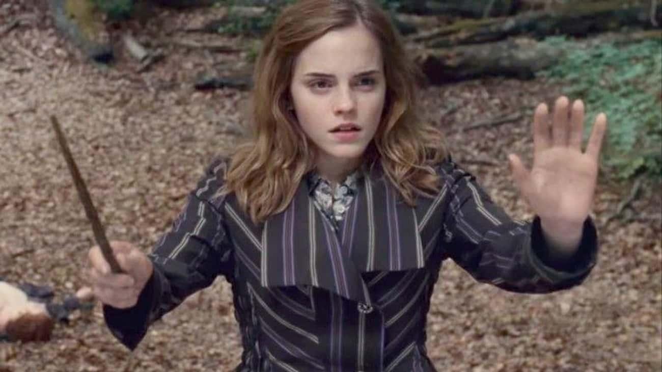 Hermione Granger - Lawful Good