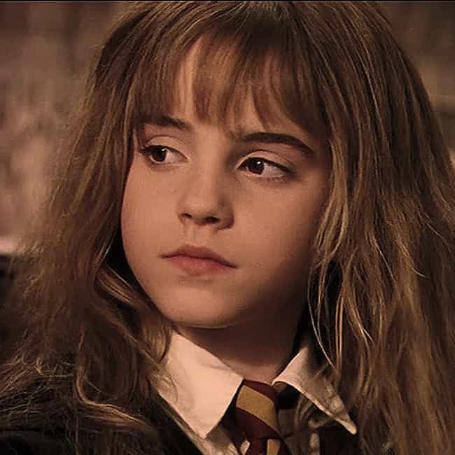 Hermione Granger is listed (or ranked) 1 on the list The Best First Roles Played by Your Favorite Actresses