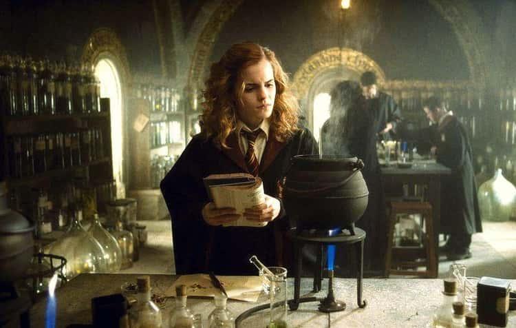Virgo (August 23-September 22): Hermione Granger