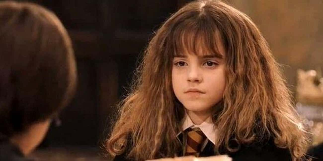 Hermione Granger is listed (or ranked) 3 on the list The Cast Of 'Harry Potter': Where Are They Now?