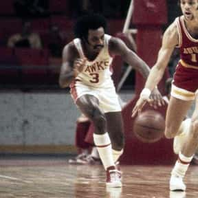 Herm Gilliam is listed (or ranked) 22 on the list The Best Atlanta Hawks Shooting Guards of All Time