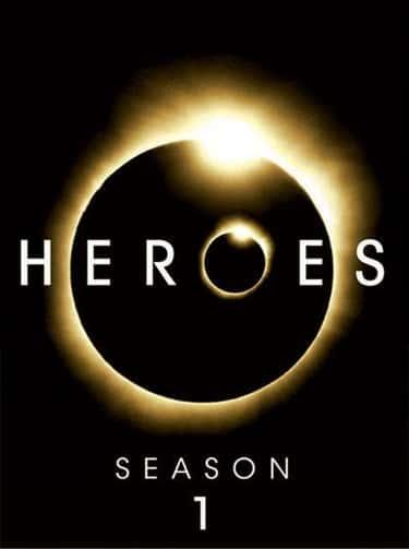 Heroes - Season 1 is listed (or ranked) 1 on the list The Best Seasons of Heroes