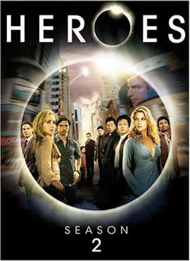 Heroes - Season 2 is listed (or ranked) 2 on the list The Best Seasons of Heroes