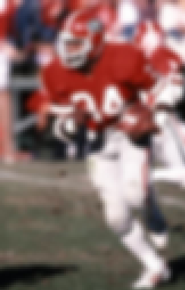 Herschel Walker is listed (or ranked) 8 on the list Famous University Of Georgia Alumni