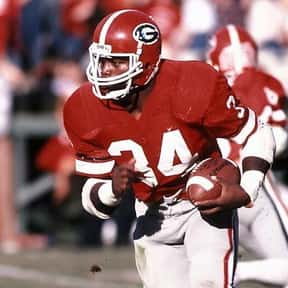 Herschel Walker is listed (or ranked) 1 on the list The Best Georgia Bulldogs Running Backs of All Time