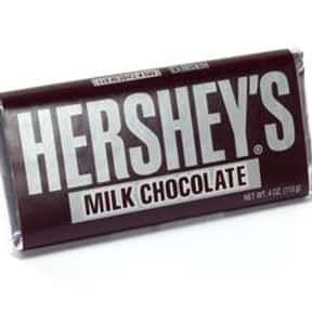 Hershey Bar is listed (or ranked) 7 on the list The Best Chocolate Bars