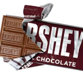 Hershey Pieces is listed (or ranked) 17 on the list The Best Ice Cream Toppings