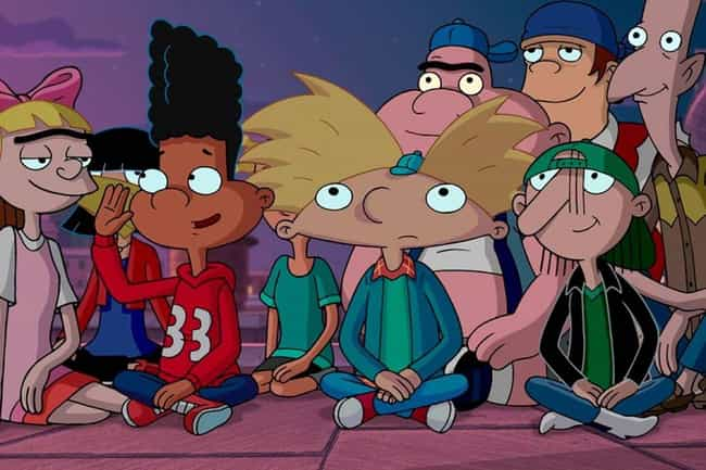 Hey Arnold! is listed (or ranked) 1 on the list Nostalgic Cartoons You Never Realized Were Actually Super Progressive