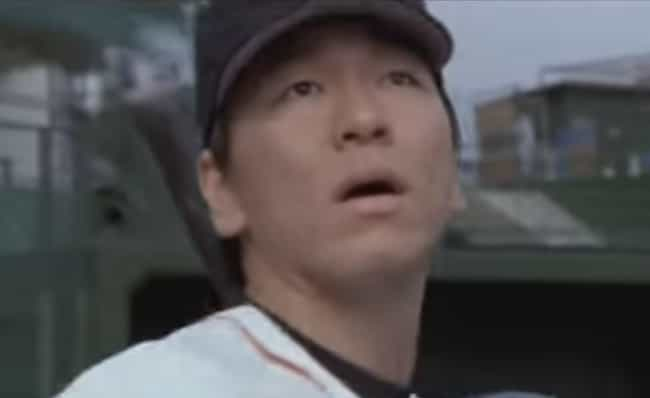 Hideki Matsui is listed (or ranked) 4 on the list 22 of the Most Bizarre Obsessions of Professional Athletes