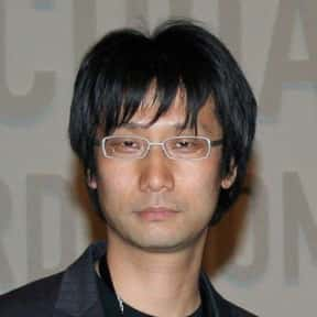Hideo Kojima is listed (or ranked) 2 on the list The Most Influential Game Programmers of All Time