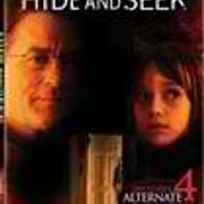 Hide and Seek is listed (or ranked) 18 on the list The Best Movies About Split Personalities