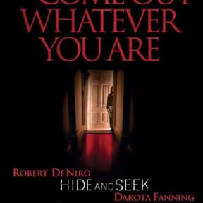 Hide and Seek is listed (or ranked) 7 on the list The Best Dakota Fanning Movies